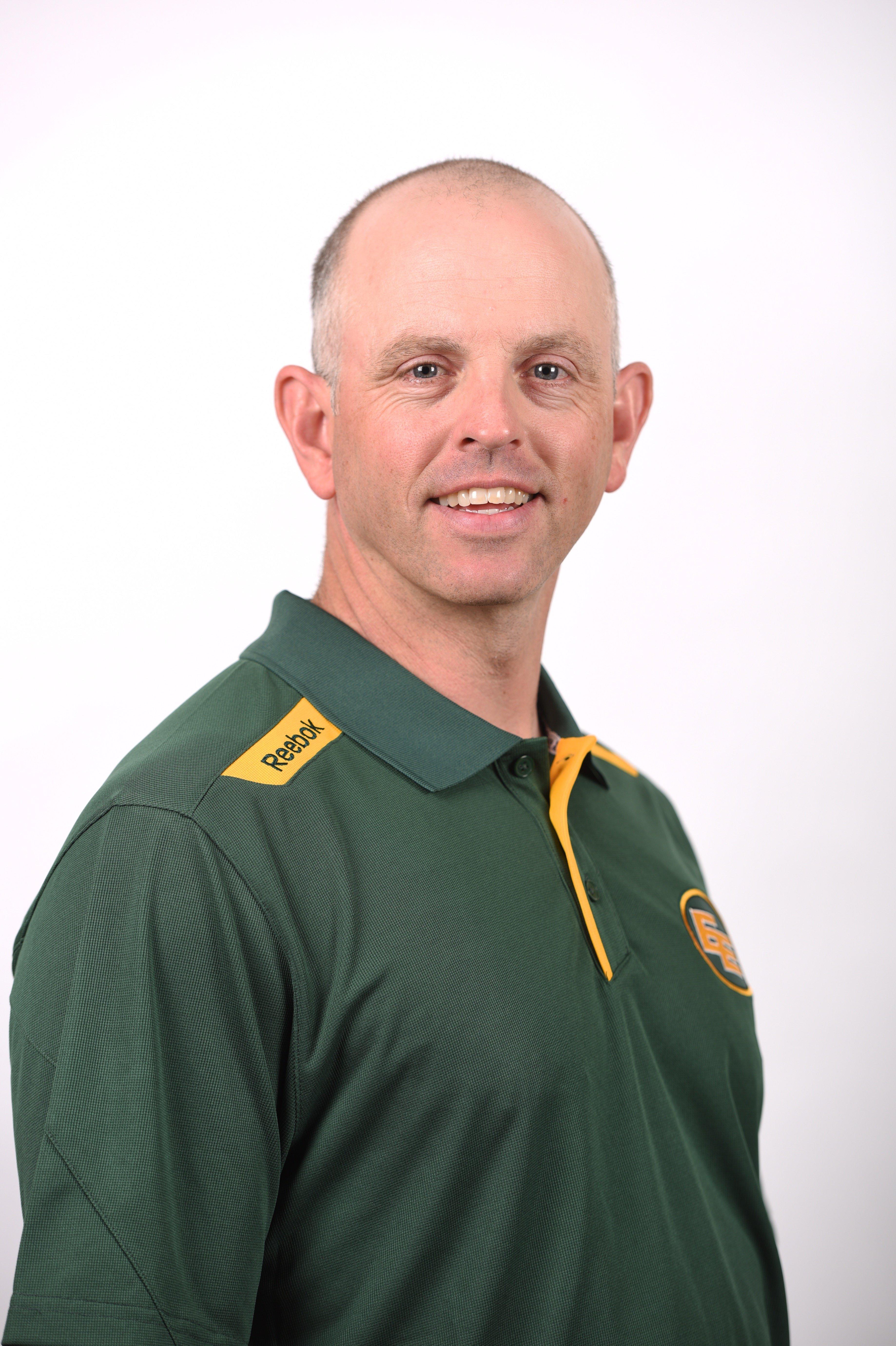 Profile Craig Dickenson Edmonton Eskimos